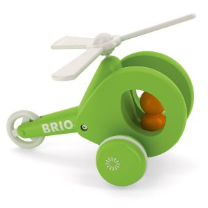 【ラッピング対応】BRIO(ブリオ)プルトイ ヘリコプター|hono-y