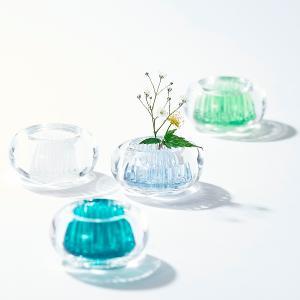 花器 MICHI-KUSA(ミチクサ) ガラス フラワーベース 生け花 花瓶|hono-y