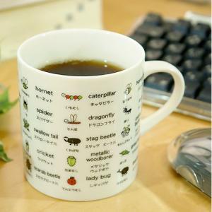 お茶を飲んでるだけなのになんだか頭がよくなるマグカップ|hono-y