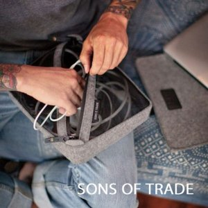 "Sons of Trade ""ケーブルキューブ""|hono-y"