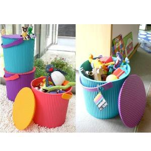 omnioutil bucket オムニウッティ(フタ付バケット)LLサイズ(20L)|hono-y