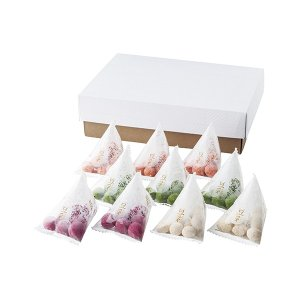 豆彩 テトラ豆菓子 10袋 (MSTM-10)|代引不可|スイーツギフトコレクション