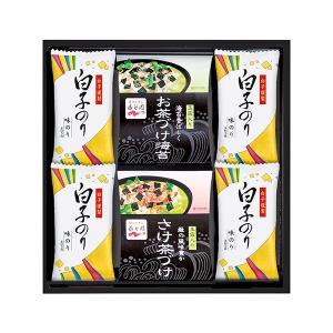 永谷園お茶漬け&白子のり味付のり詰合せ(SRN-30A)||honpo-online