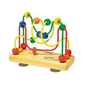 ビーズを動かす単純な遊びから、視覚、聴覚、触覚など数多くのことを学び、成長を促すことができます。テー...
