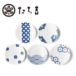 たち吉 縁起文 小皿(927-0911)||honpo-online