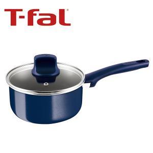 T-FAL/ティファール グランブルー・プレミア ソースパン18cm (IH使用不可)ガス火用 honpo-online