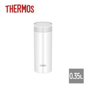 サーモス THERMOS|真空断熱ケータイマグ 0.35L ピュアホワイト(JOD-350-PWH)|水筒 ステンレスマグ マイボトル|honpo-online