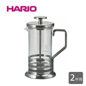 ハリオ HARIO ハリオール・ブライトJ 2人用 THJ-2-HSV プレス式 honpo-online