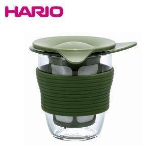 ハリオ HARIO ハンディーティーメーカー (グリーン) HDT-M-OG honpo-online