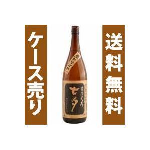 (芋)七夕 黒七夕 25度1800ml×6本 honpo-sakesen