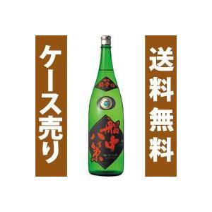 司牡丹 純米酒 船中八策 1800ml×6本|honpo-sakesen