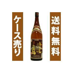 (芋)軸屋 甕仕込み 紫尾の露 25度 1800ml×6本|honpo-sakesen