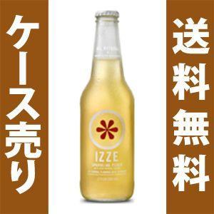 IZZE ピーチ・スパークリング 355ml×24本|honpo-sakesen