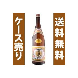 司牡丹 本醸造 金鳳 1800ml×6本|honpo-sakesen