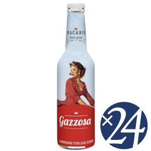 ガッゾーサ/マカリオ 275ml×24本 (ジュース) |honpo-sakesen