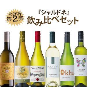 【第2弾】シャルドネ飲み比べセット 750ml×6本|honpo-sakesen