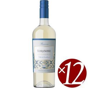 ソーヴィニヨンブラン レセルバ/テラノブレ 750ml×12本 (白ワイン)|honpo-sakesen