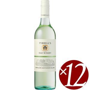 オールドワイナリー セミヨン・ソーヴィニヨンブラン/ティレルズ 750ml×12本 (白ワイン)|honpo-sakesen