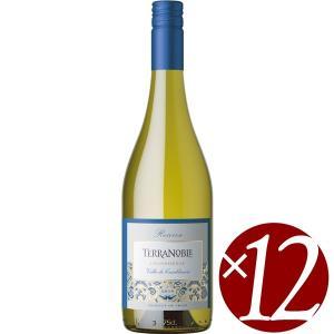 シャルドネ レセルバ/テラノブレ 750ml×12本 (白ワイン)|honpo-sakesen
