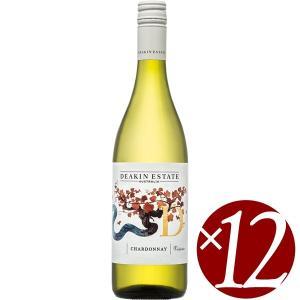 シャルドネ/ディーキン・エステート 750ml×12本 (白ワイン)|honpo-sakesen