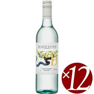 ソーヴィニヨン・ブラン/ディーキン・エステート 750ml×12本 (白ワイン)|honpo-sakesen