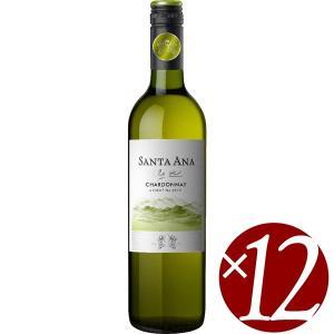 サンタ・アナ クラシック シャルドネ/ボデガス・サンタアナ 750ml×12本 (白ワイン)|honpo-sakesen