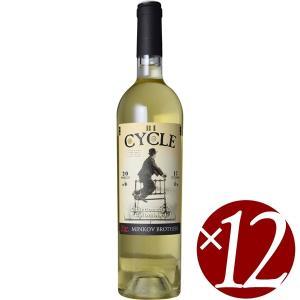 サイクル シャルドネ・コロンバール/ミンコフ 750ml×12本 (白ワイン)|honpo-sakesen