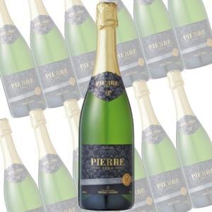 ピエール・ゼロ ブラン・ド・ブラン/ピエール・シャヴァン 750ml×12本 (ノンアルコールワインワイン)|honpo-sakesen
