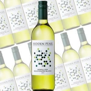 ヒドゥン・パール セミヨン ソーヴィニヨン・ブラン/バートン・ヴィンヤーズ 750ml×12本 (白ワイン)|honpo-sakesen
