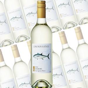 サシミ ソーヴィニヨン・ブラン/リンカーン・エステイト・ワインズ 750ml×12本 (白ワイン)|honpo-sakesen