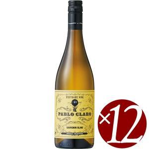 パブロ・クラロ ソーヴィニヨン・ブラン/プンクトゥン 750ml×12本 (白ワイン)|honpo-sakesen