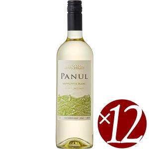 パヌール ソーヴィニヨン・ブラン/エラスリス・オバリェ 750ml×12本 (白ワイン)|honpo-sakesen