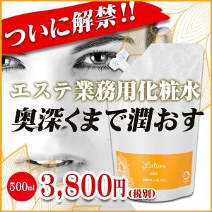 化粧水(ローション)500ml/リエナ for Professional|honpo3boshi