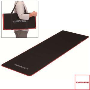 エバニュー オールスポーツトレーニング用品 屋内外兼用ストレッチマット折りたたみ(ETB639)