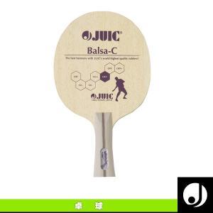 [ジュウイック 卓球ラケット]バルサ-C/BALSA-C/アナトミック(2309C) honpo