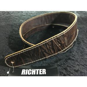 Richter Straps Raw II Contour Wrinkle Pine 【NEW】【日本総本店ベースセンター 】|honten