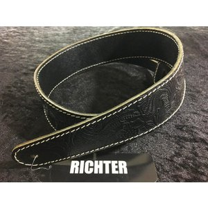 Richter Straps Raw II Contour Western Rose Black【NEW】【日本総本店ベースセンター 】|honten