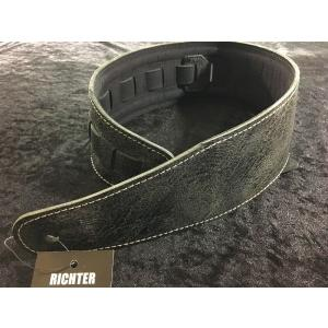 Richter Straps Beaver's Tail Worn Black 【NEW】【日本総本店ベースセンター 】|honten