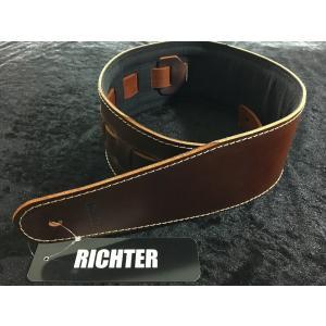Richter Straps Beaver's Tail Buffalo Brown 【NEW】【日本総本店ベースセンター 】|honten