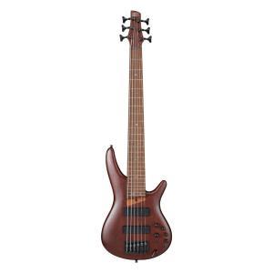 Ibanez SR Series SR506 Brown Mahogany (6弦ベース)(送料無料)(マンスリープレゼント) honten