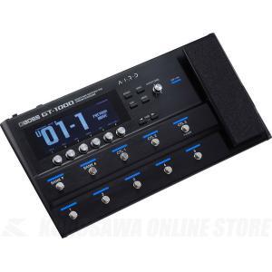 BOSS GT-1000 Guitar Effects Processor 《マルチエフェクトプロセッサー》【送料無料】|honten