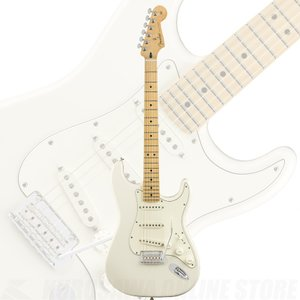 Fender Player Series Stratocaster Polar White/Maple Fingerborad【送料無料】/0144502515(ご予約受付中)|honten