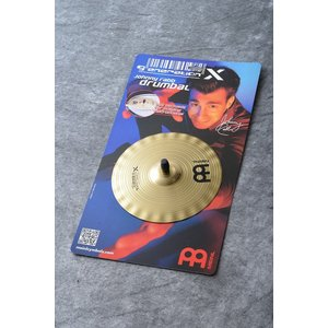 Meinl マイネル generation X Drumbals Cymbal 8