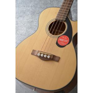 《新生活応援セール!ポイントアップ!》Fender フェンダー CB-60SCE NAT《アコースティックベース》《送料無料》(ご予約受付中)|honten