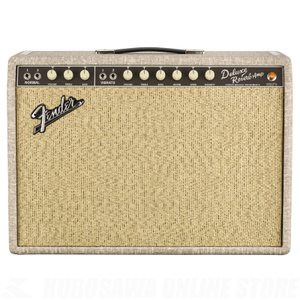Fender Limited Edition '65 Deluxe Reverb Fawn Greenback[数量限定品]《送料無料》|honten