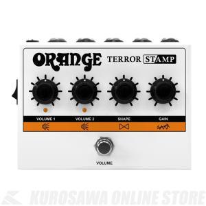 ORANGE Terror Stamp《アンプペダル/20W》【送料無料】|honten