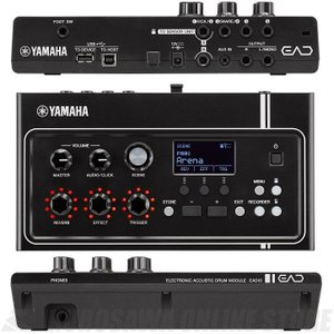 YAMAHA EAD10(エレクトロニックアコースティックドラムモジュール)(送料無料)(ご予約受付中)|honten