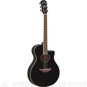 Yamaha APX600/BL(ブラック)(アコースティックギター/エレアコ)(送料無料)(サントアンジェロAcousticケーブルプレゼント!)(ご予約受付中)|honten