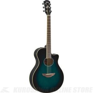 Yamaha APX600/OBB(オリエンタルブルーバースト)(アコースティックギター/エレアコ)(送料無料)(サントアンジェロAcousticケーブルプレゼント!)(ご予約受付中)|honten