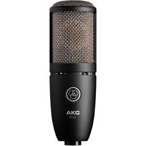 《新生活応援セール!ポイントアップ!》AKG Project Studio Line Series  P220 (コンデンサーマイク)(送料無料)(マンスリープレゼント)(ご予約受付中)|honten